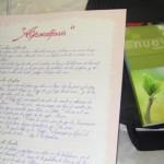 Transcriben a mano el Nuevo Testamento de la Reina Valera Contemporánea